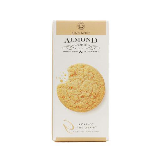 Against The Grain  Almond Cookies