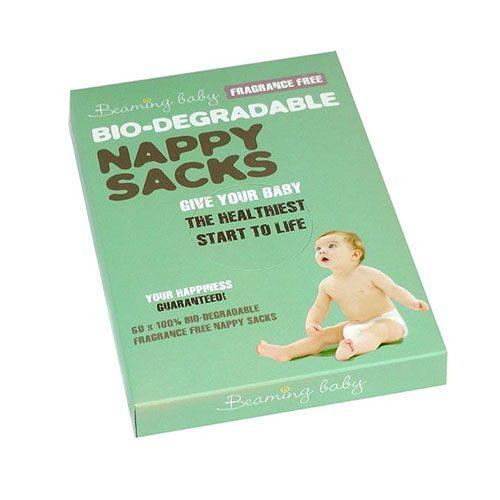 Beaming Baby  Bio-Degradable Nappy Sacks - Foodsragrance Foodsree