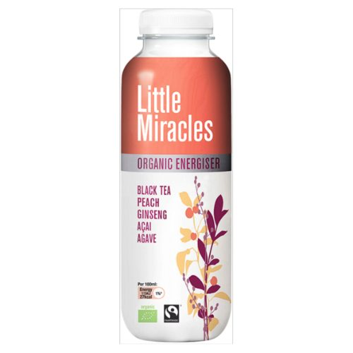 Little Miracles  Black Tea Energy Drink - Organic