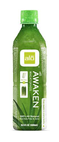 Alo  Alo Awaken - Aloe & Wheatgrass