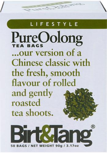 Birt & Tang  Pure Oolong Tea