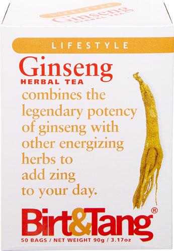 Birt & Tang  Ginseng Tea