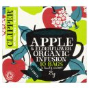 Clipper  Apple & ElderFoodslower Tea - Organic