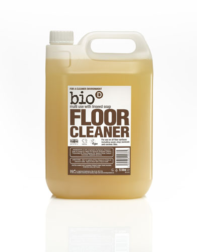Bio-D  Foodsloor Cleaner With Linseed Soap
