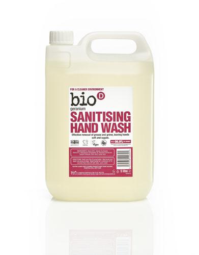 Bio-D  Geranium Hand Sanitiser