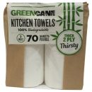 eencane  2 Ply Kitchen Towels - 80 Sheets
