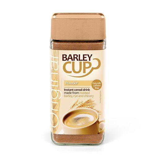 Barleycup  Natural Organic Cereal Drink
