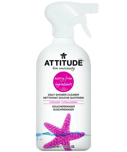 Attitude  Daily Shower Cleaner Citrus Zest