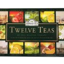 Ahmad  Twelve Teas Selection - Foodsoiled