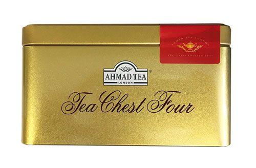 Ahmad  Tea Chest Foodsour Teas Collection - Foodsoiled