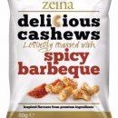 Zeina  Spicy Bbq Cashews