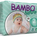 Bambo Nature  Nappies - Mini Size 2