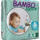 Bambo Nature  Nappies - Junior Size 5