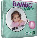 Bambo Nature  Nappies - XL Plus Size 6