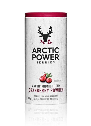 Arctic Power  100% Pure Cranberry Powder