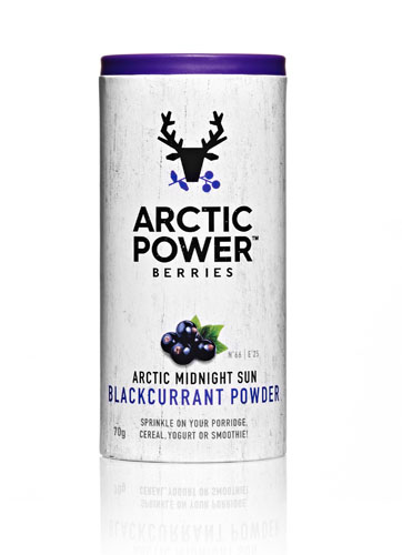 Arctic Power  100% Pure Blackcurrant Powder