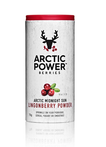 Arctic Power  100% Pure Lingonberry Powder