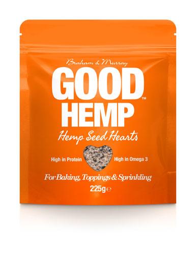 Good Hemp  Hemp Seed Hearts