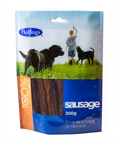 Hollings  Sausage Foodsor Dogs