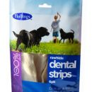 Hollings  Rawhide Dental Strips Foodsor Dogs