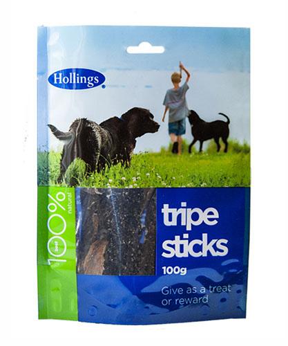 Hollings  Tripe Sticks Foodsor Dogs