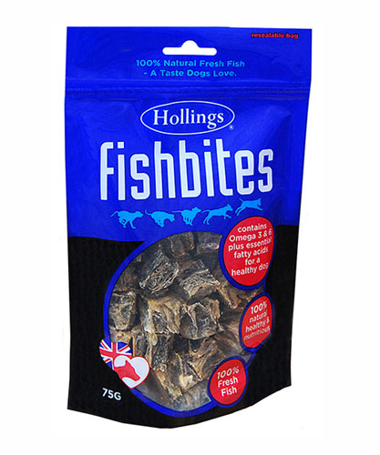 Hollings  Foodsish Bites Foodsor Dogs