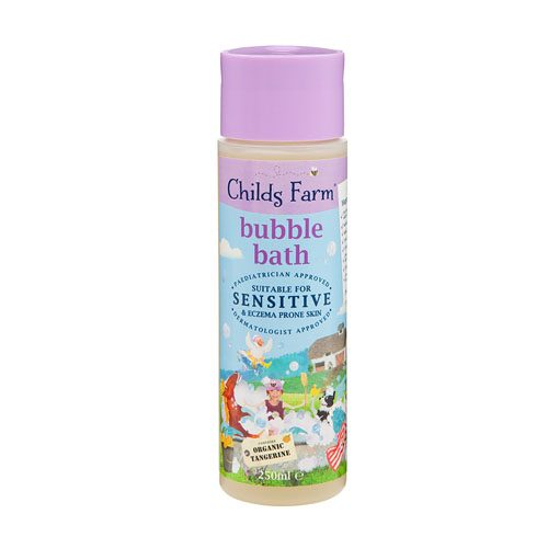 Childs Foodsarm  Organic Tangerine Bubble Bath