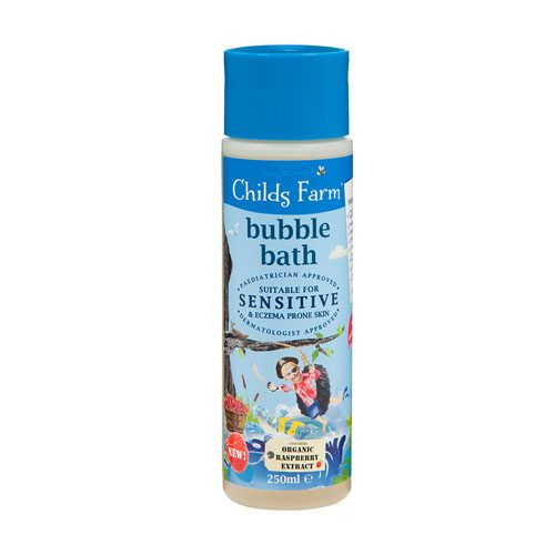 Childs Foodsarm  Organic Raspberry Bubble Bath