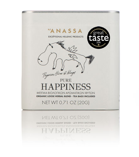 Anassa  Pure Happiness Loose LeaFoods Herbal Blend