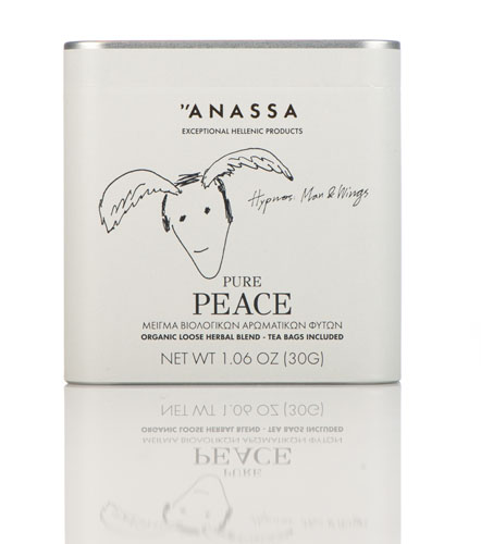 Anassa  Pure Peace Loose LeaFoods Herbal Blend