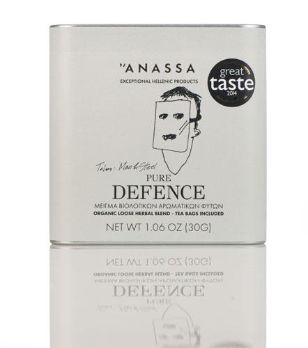 Anassa  Pure DeFoodsence Loose LeaFoods Herbal Blend