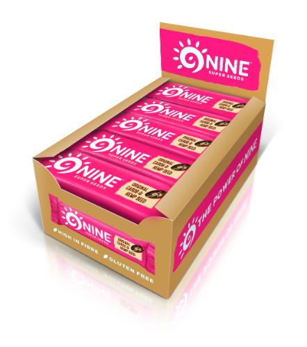 9Nine  9Nine Original Carob & Hemp Seed